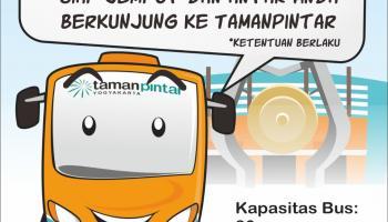 Bus Pintar untuk Warga Yogyakarta