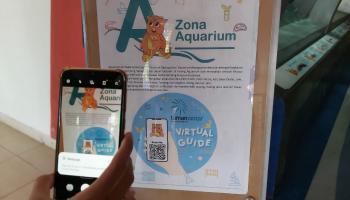 Perkuat Layanan di masa Pandemi Taman Pintar luncurkan Taman Pintar Virtual Guide dan Taman Pintar 360 Derajat