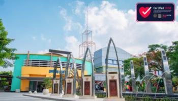 Taman Pintar Telah Tersertifikasi CHSE